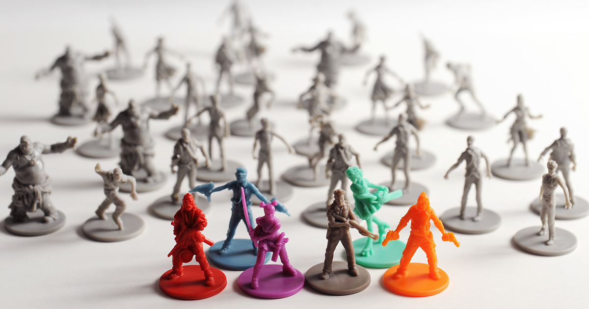 CMON Feature Friday: Zombicide Retrospective Part One