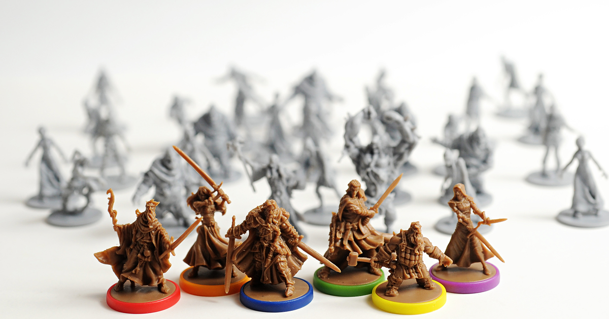 CMON Feature Friday: Zombicide Retrospective Part Two