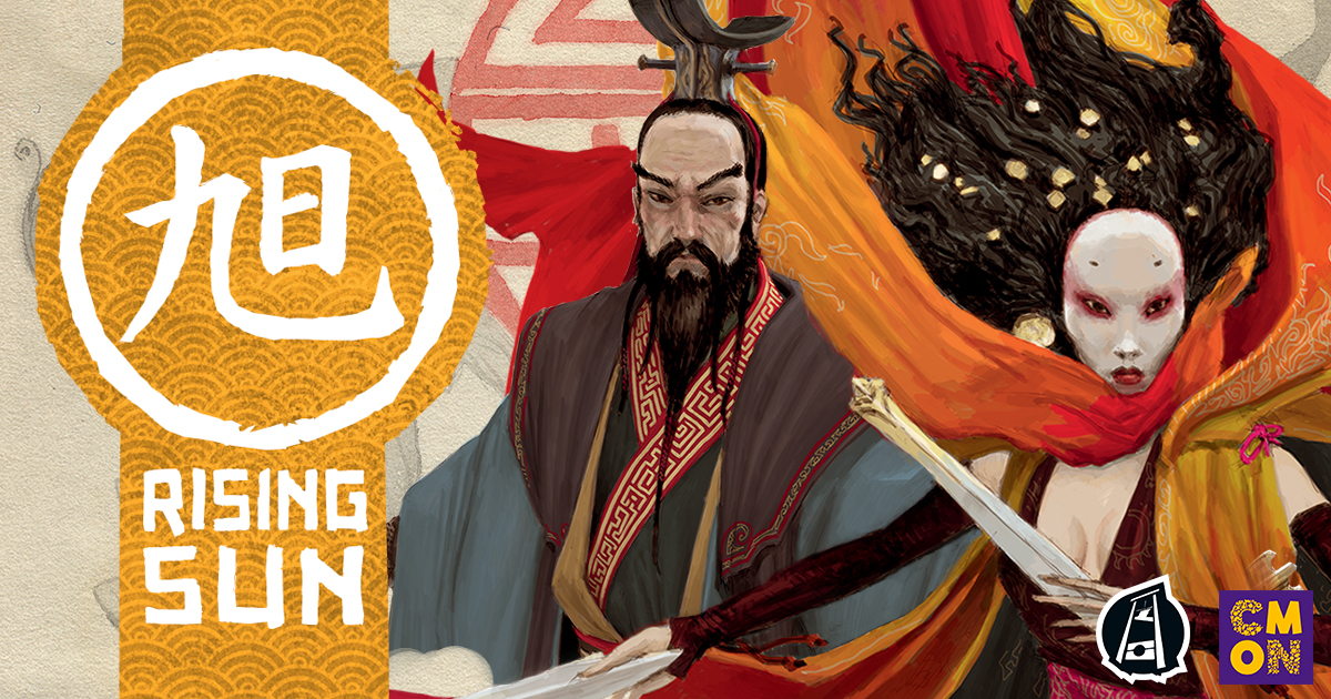 Rising Sun: Dynasty Invasion - New Warriors for the Future of Japan