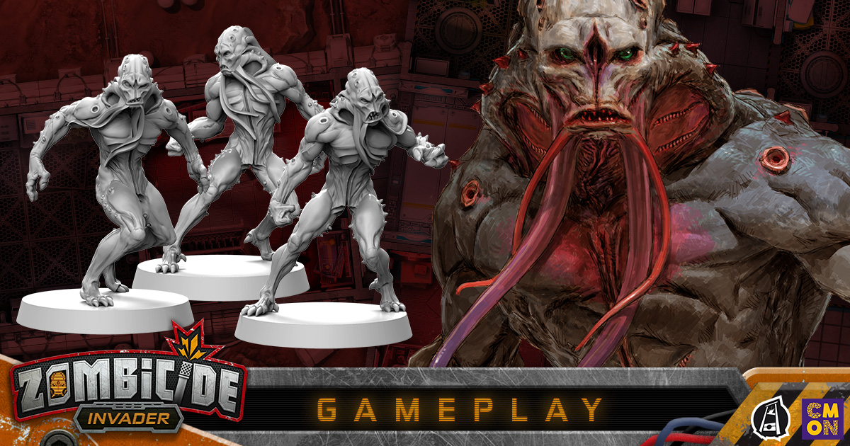 Zombicide: Invader - Gameplay