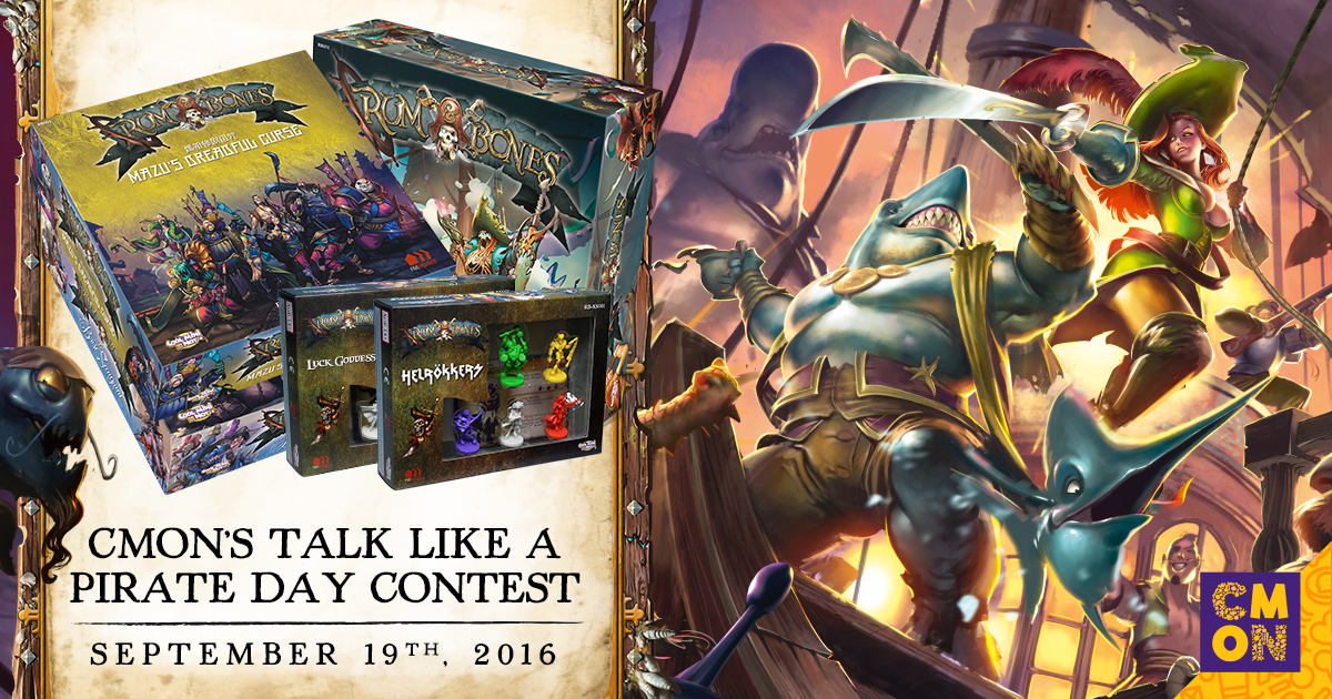 Rum & Bones' Talk Like A Pirate Day Contest Winners Announced
