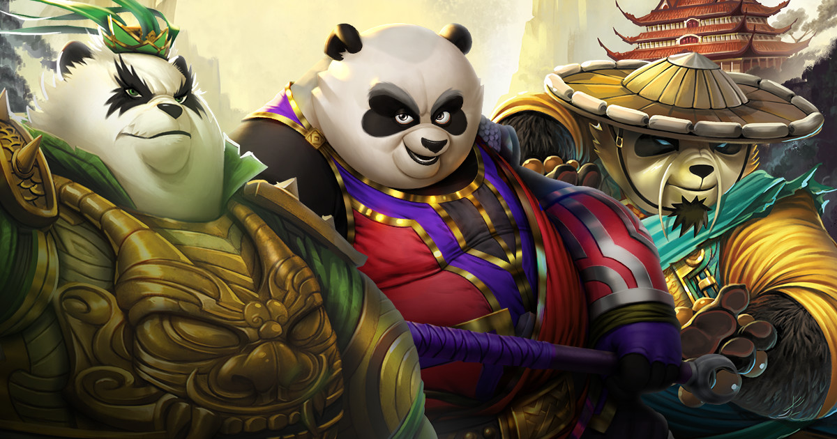 Way of the Panda: A Return to the Homeland