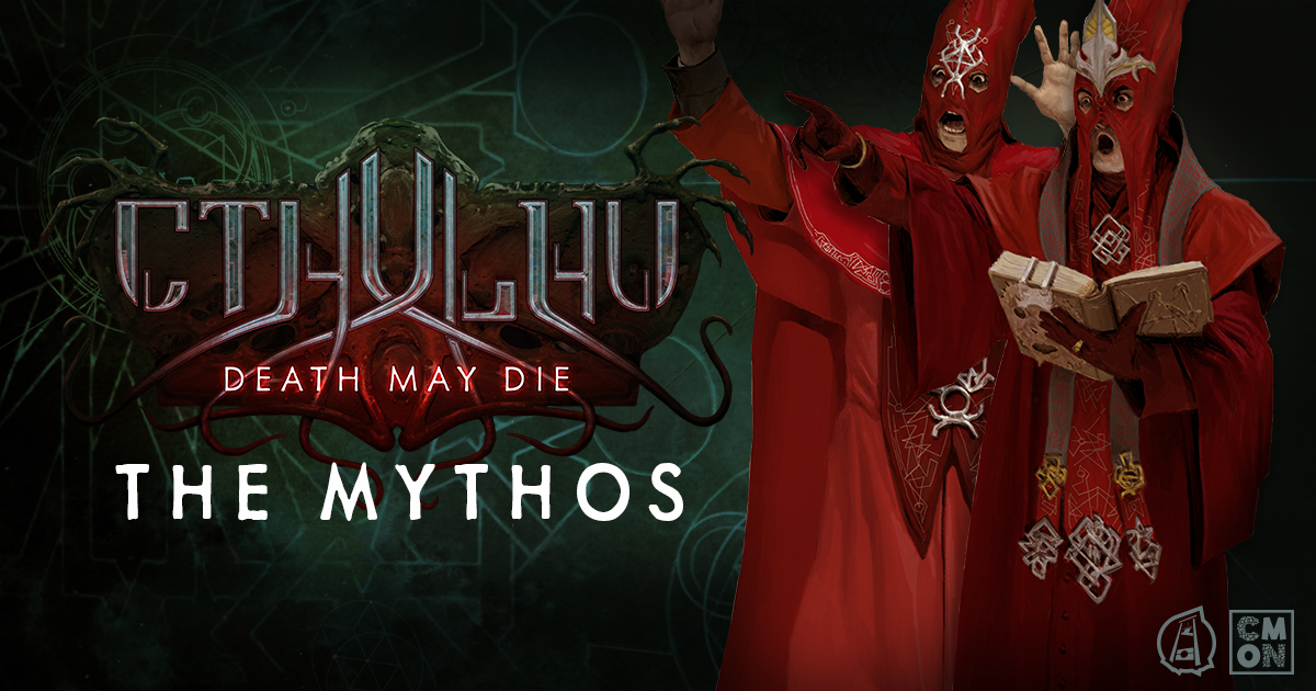 Cthulhu: Death May Die - A New Take on an Old Mythos