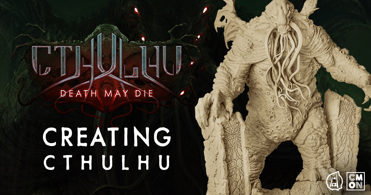 Cthulhu: Death May Die - Creating Cthulhu
