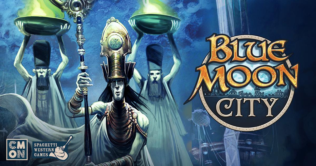 Blue Moon City: Rebuilding After War