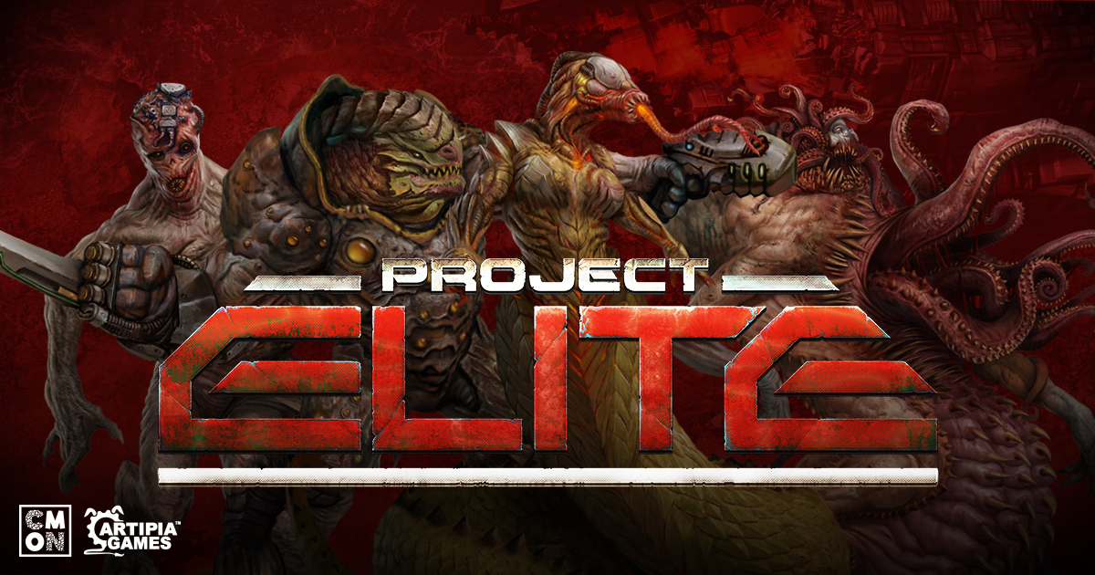 The Alien Bosses of Project: ELITE - The Hierarchy of Evil