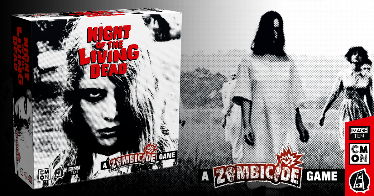 CMON Acquires License for Night of the Living Dead