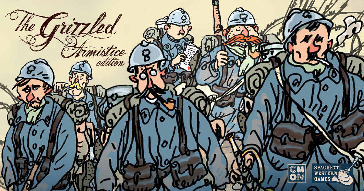 The Grizzled: Armistice Edition - The Price of War