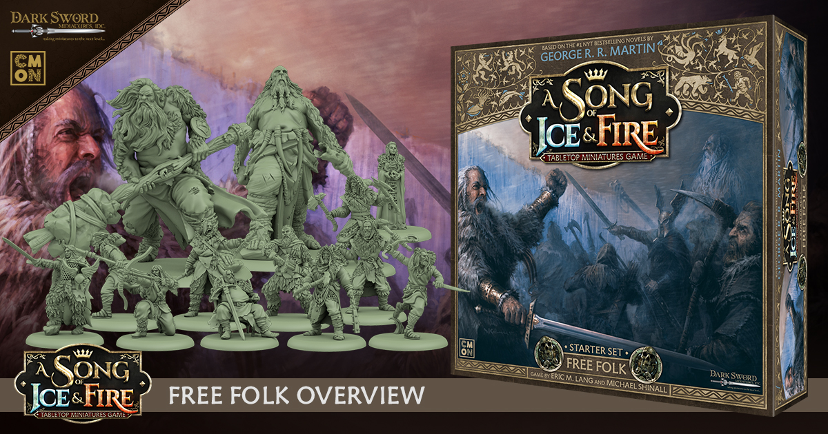 Free Folk Starter Set Overview