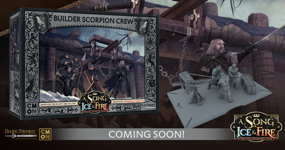 Builder Scorpion Crew Unit Box