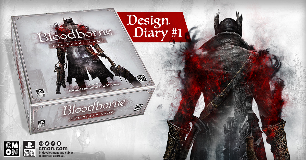 Bloodborne Design Diary (Part 1)