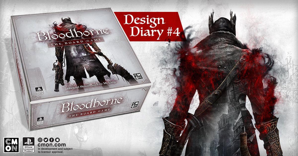 Bloodborne Design Diary (Part 4)