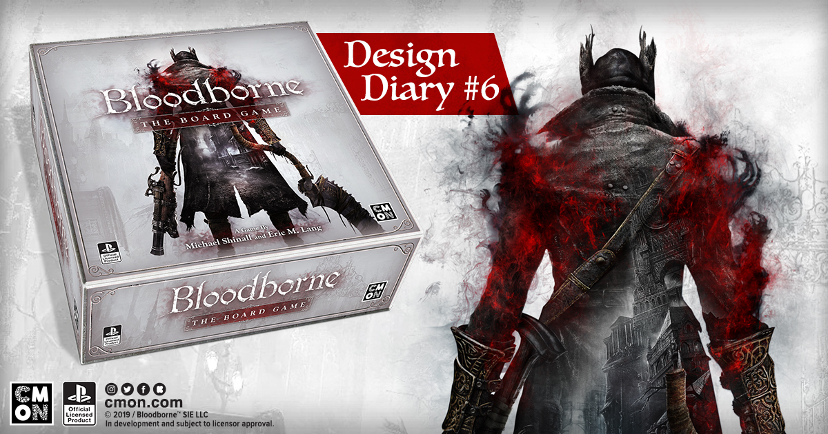 Bloodborne Design Diary (Part 6)