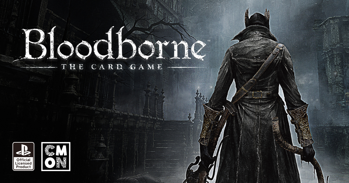 Welcome, Hunters. Bloodborne: The Card Game Arrives November 11th.