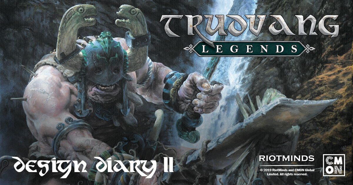 Trudvang Legends Design Diary (Part 2)