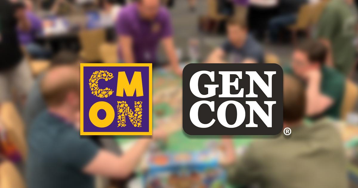 CMON at Gen Con