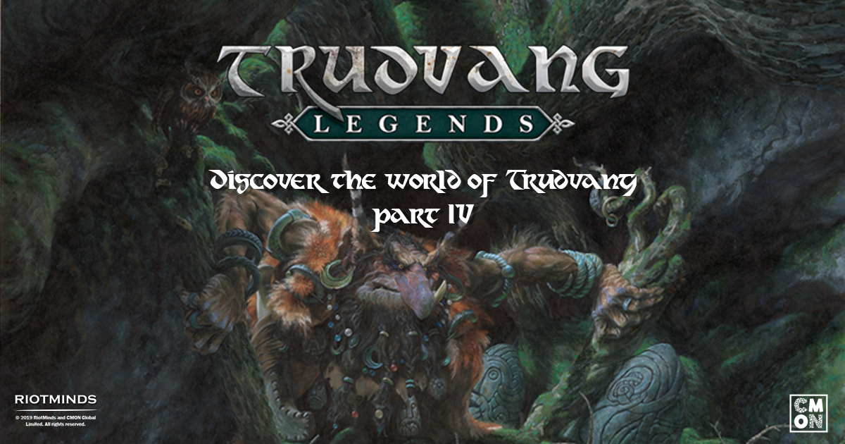 Discover the World of Trudvang - Part 4