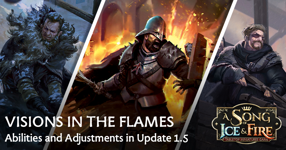 Visions in the Flames: Abilities and Adjustments in Update 1.5