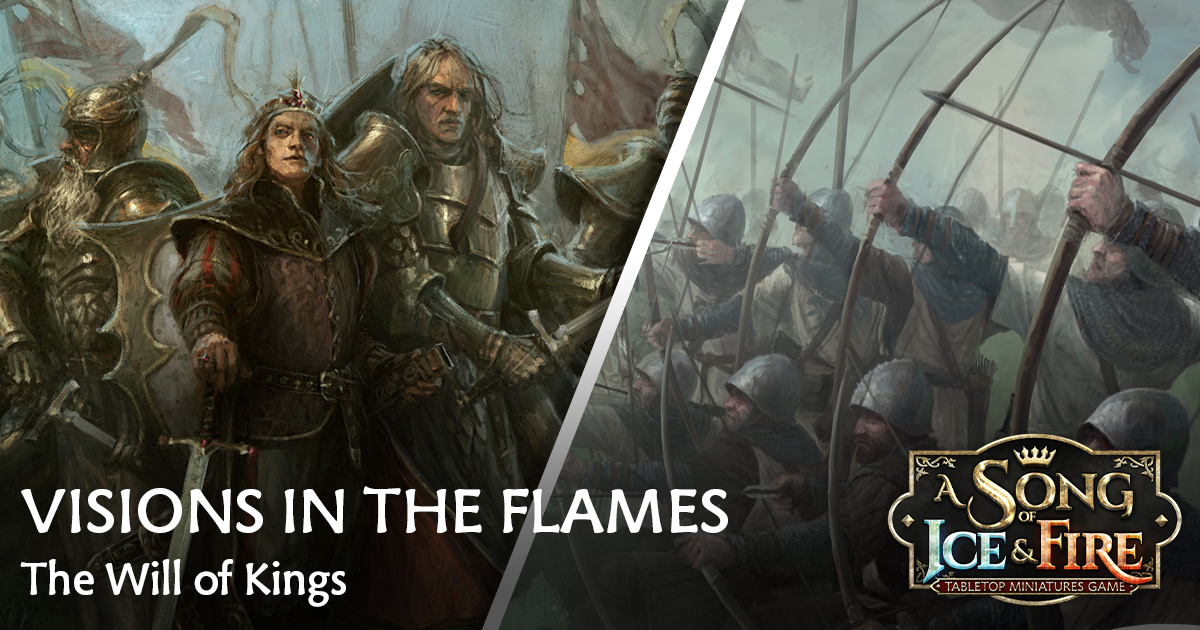 Visions in the Flames: The Will of Kings