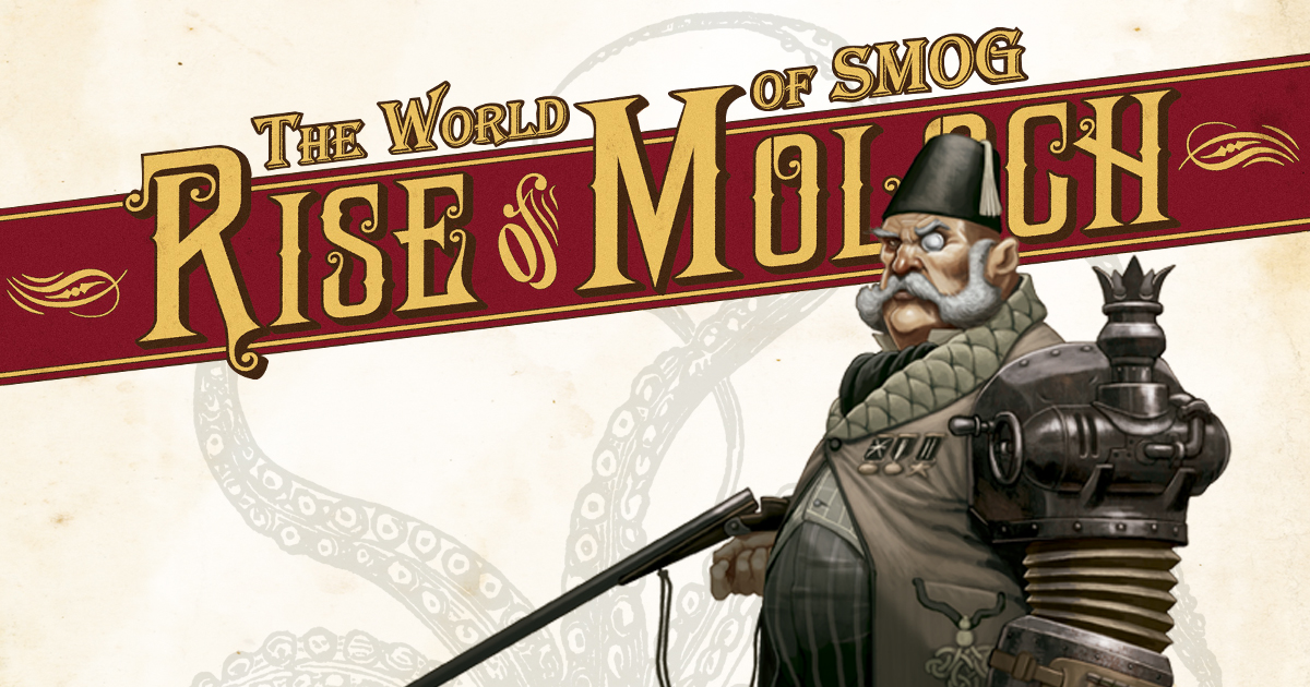 The Gentlemen of Rise of Moloch: Major Dreadful