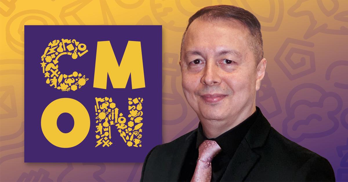 CMON Limited announces David Doust as co-CEO