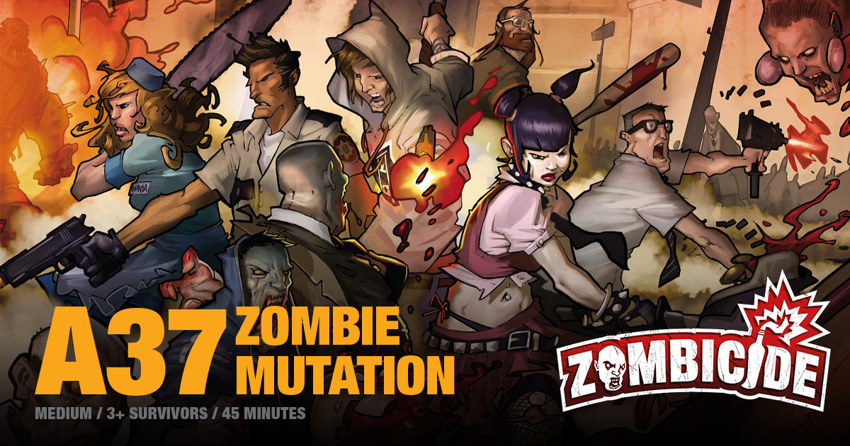 ZombiFriday #6: Zombie Mutation