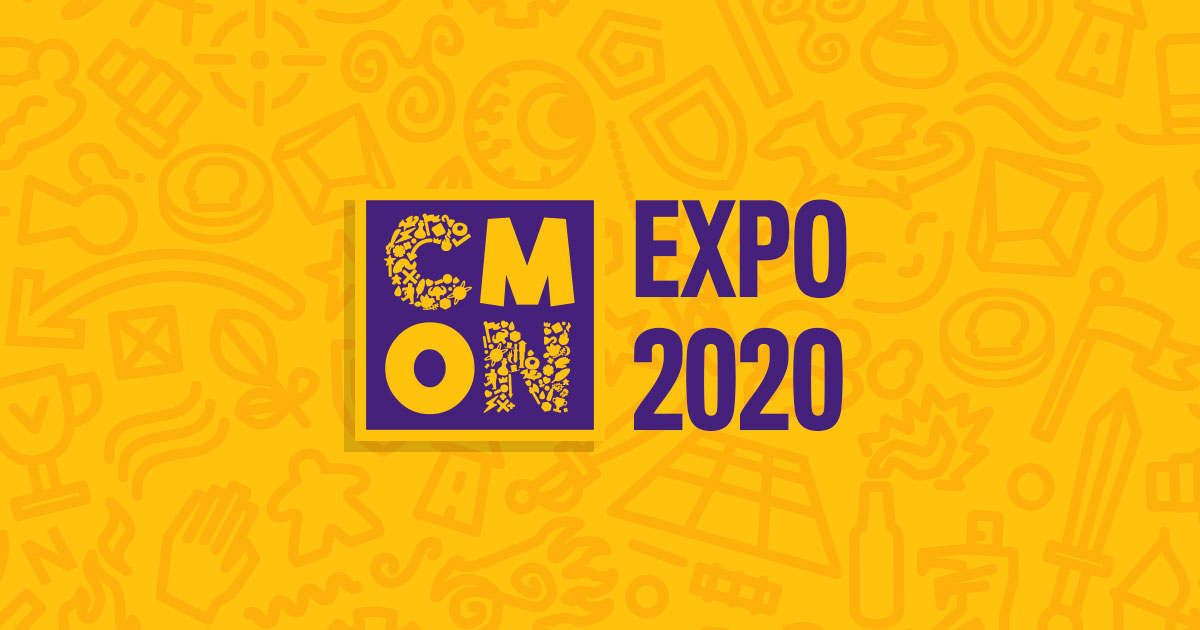CMON Expo 2020 Canceled