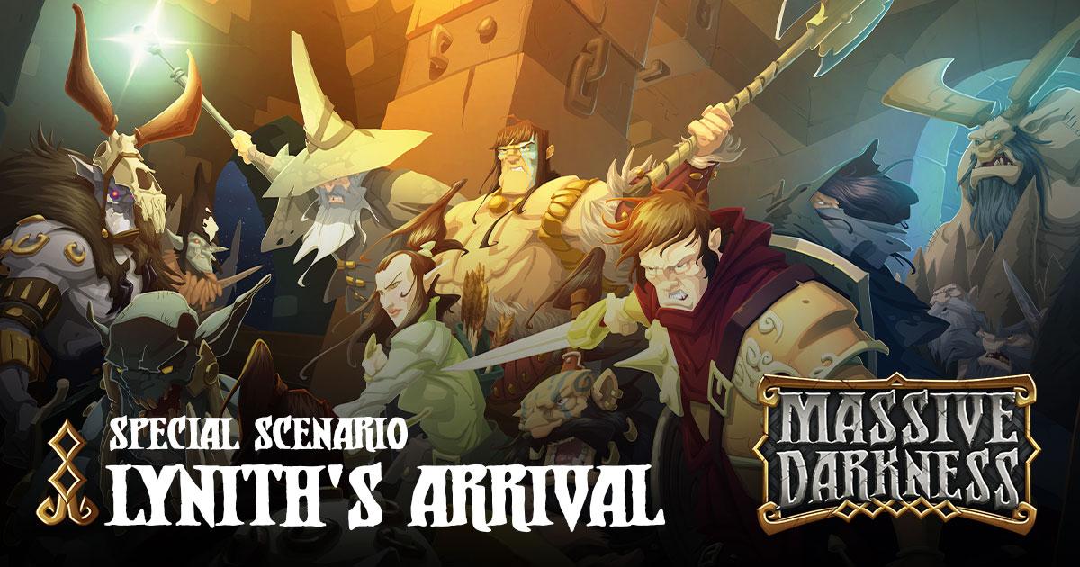 Massive Darkness Special Scenario: Lynith's Arrival
