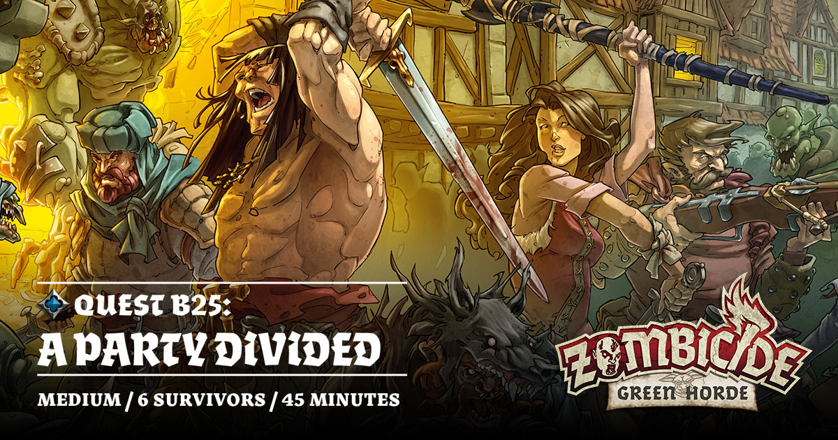 ZombiFriday #22: A Party Divided