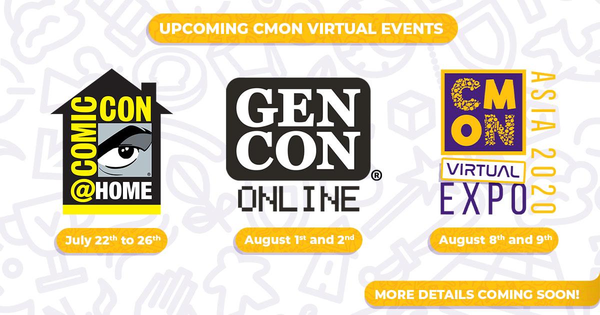 Virtual Convention Season