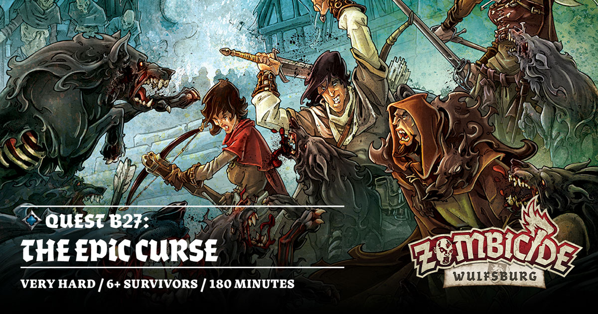 ZombiFriday #31: The Epic Curse