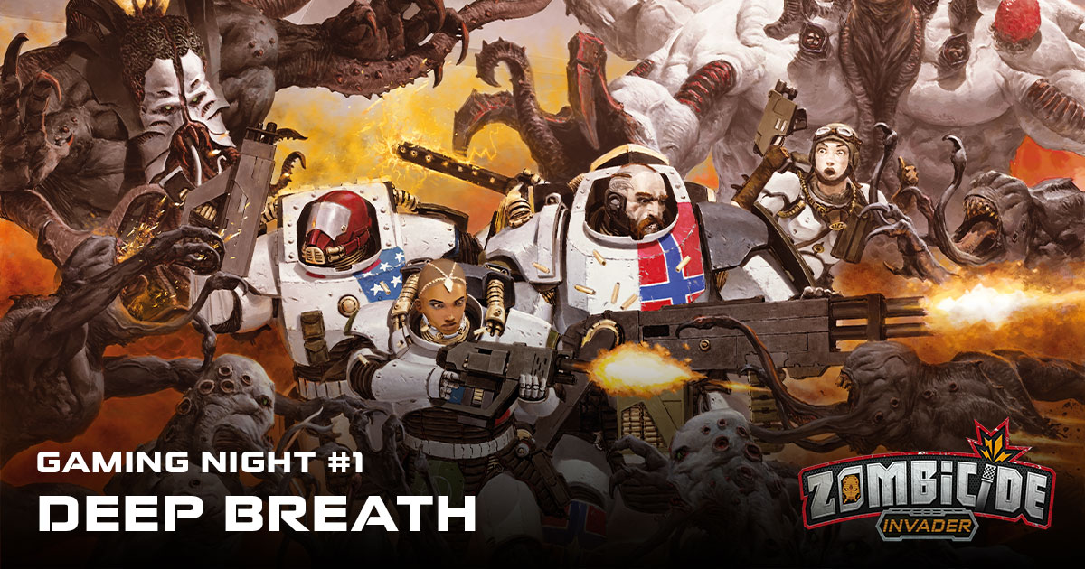 ZombiFriday #32: Deep Breath (Game Night)