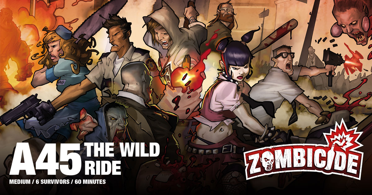 ZombiFriday #33: The Wild Ride