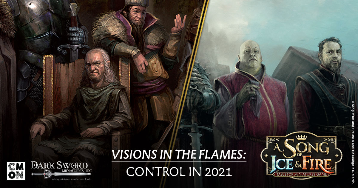 Visions in the Flames: Control in 2021