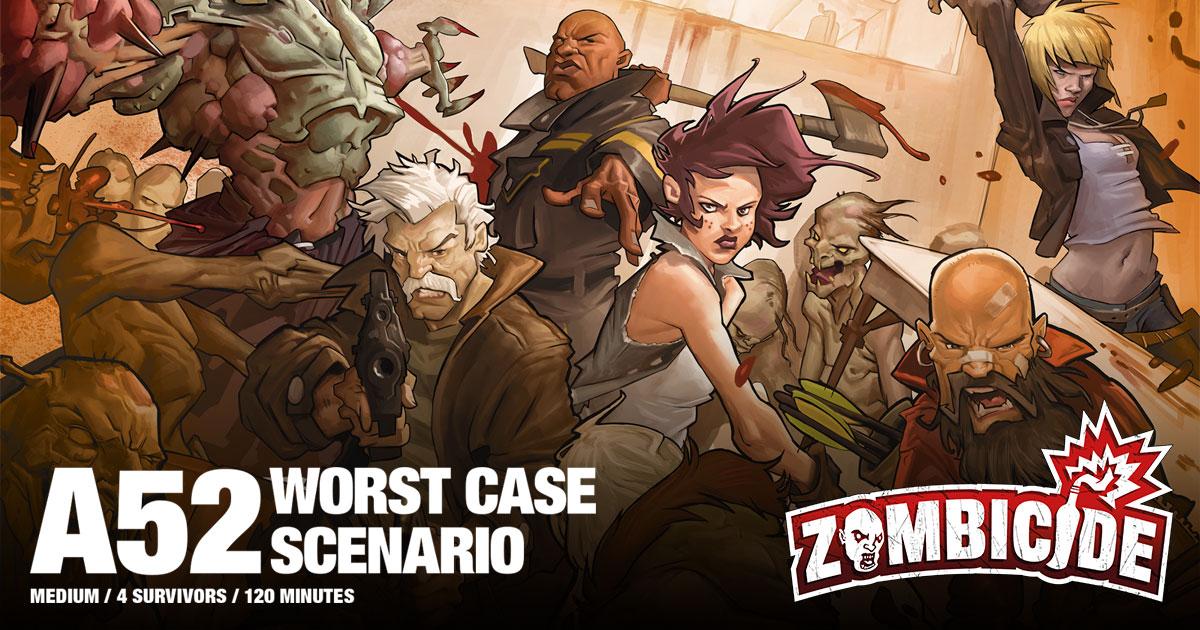 ZombiFriday #46: Worst Case Scenario