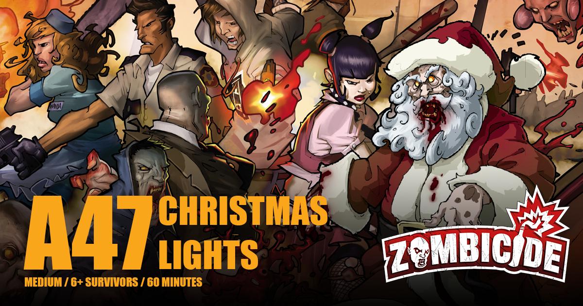 ZombiFriday #48: Christmas Lights
