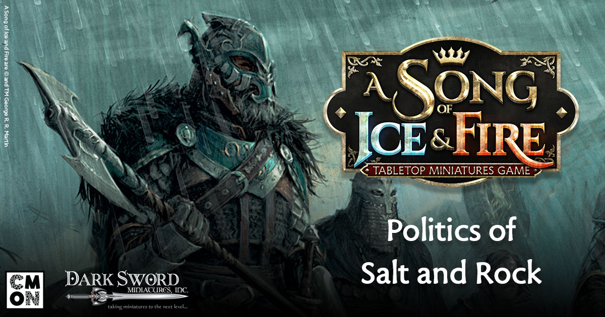 Politics of Salt and Rock
