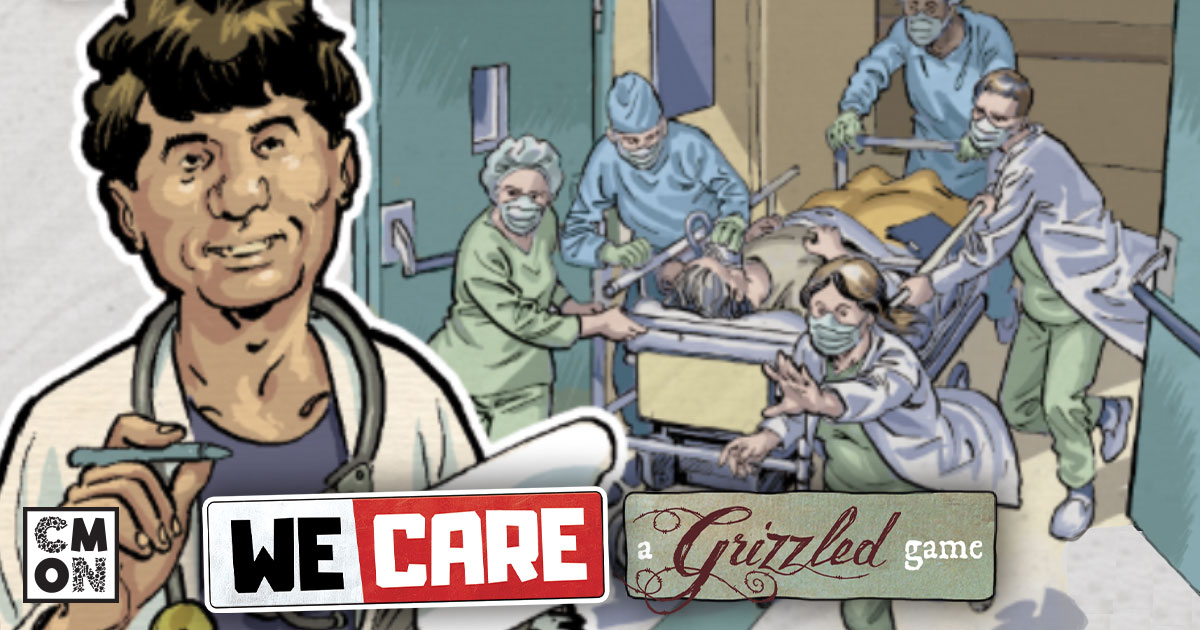 An All-New Grizzled Game for a Good Cause