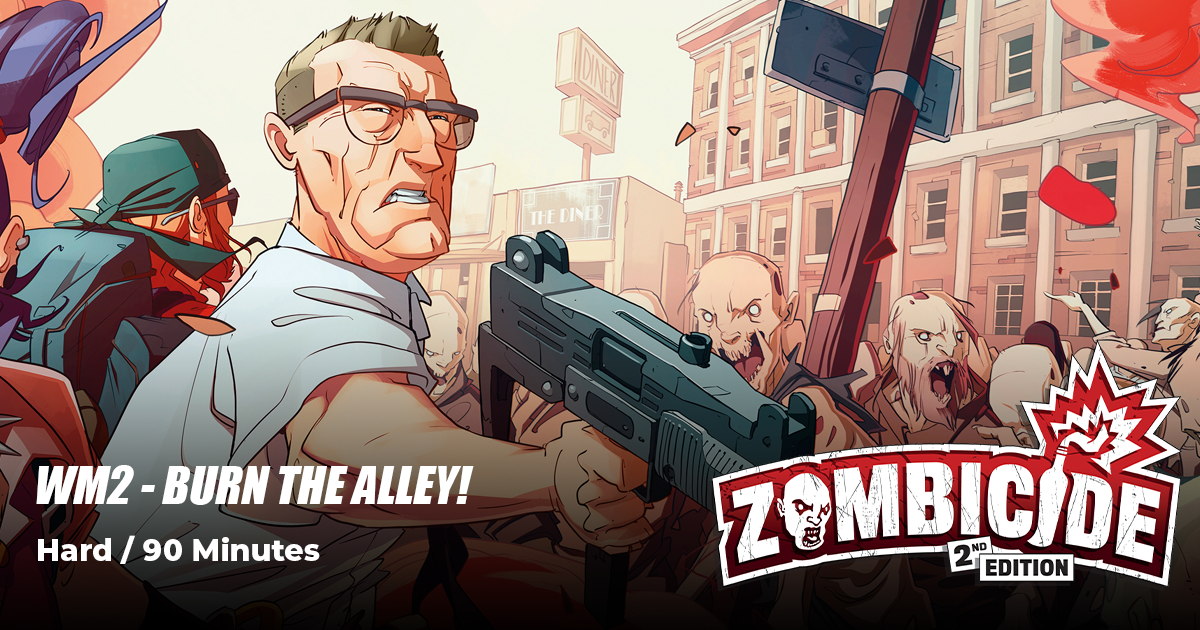 ZombiFriday #55: Burn the Alley