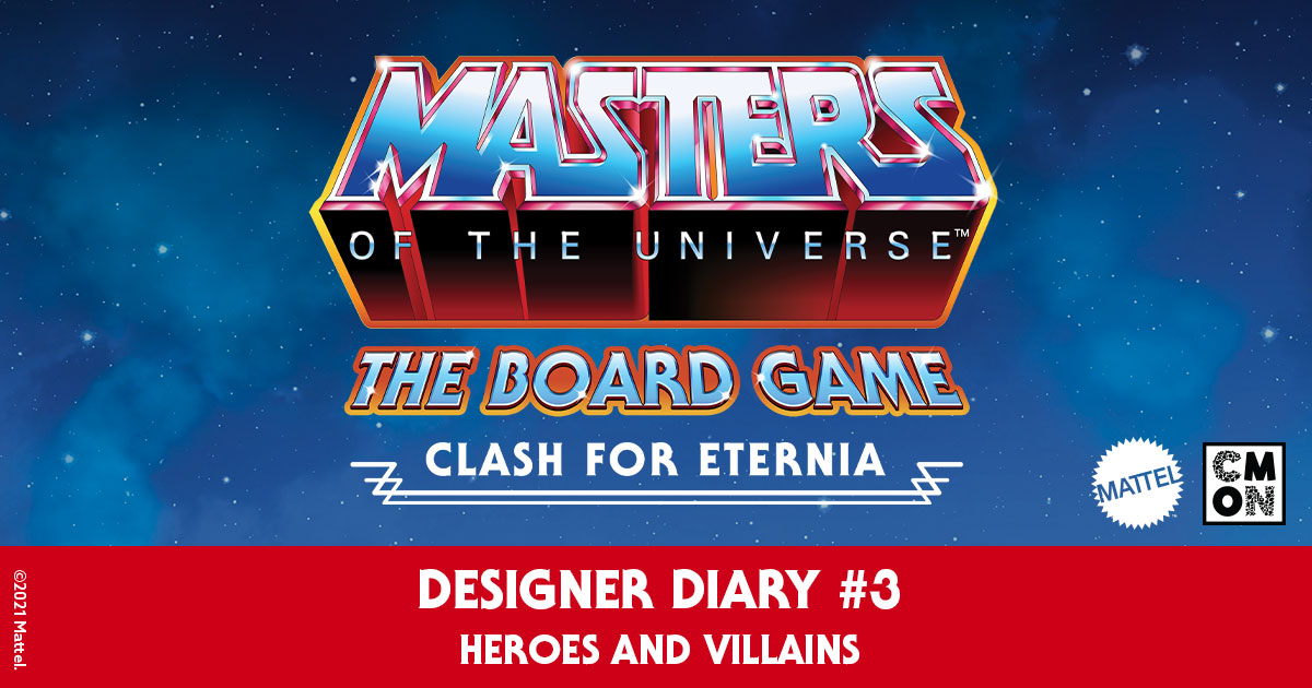 Masters of the Universe: The Board Game Designer Diary – Episode 3