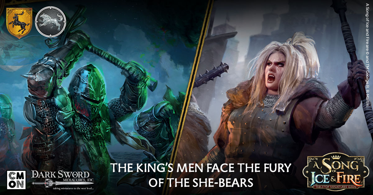 The King's Men Face the Fury of the She-Bears