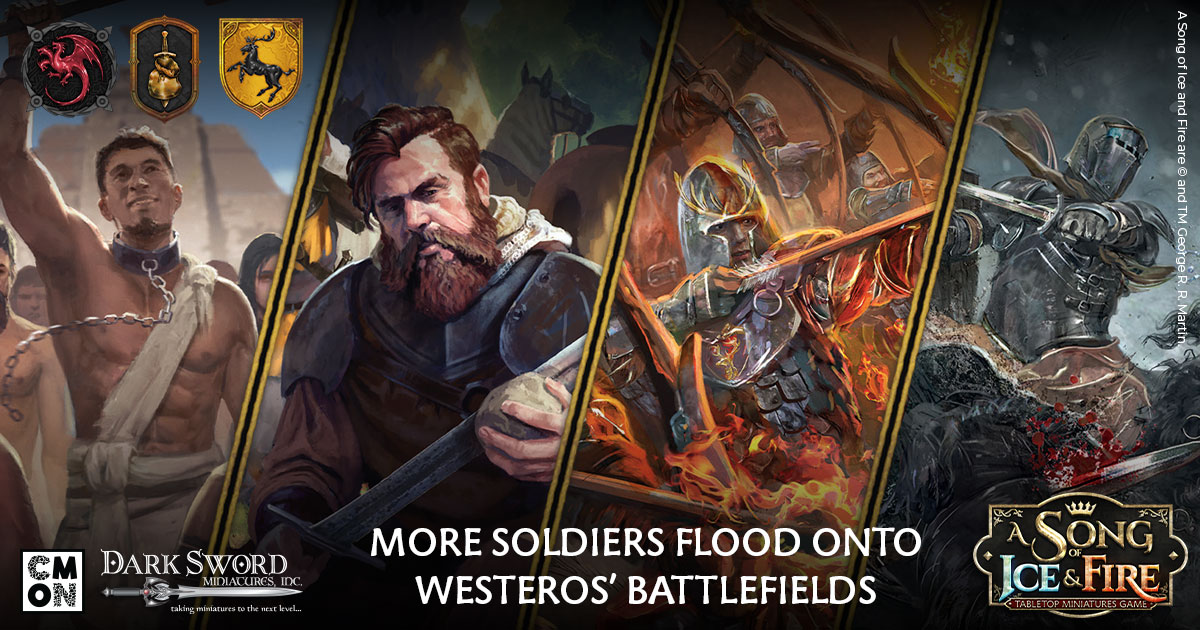 More Soldiers Flood Onto Westeros' Battlefields