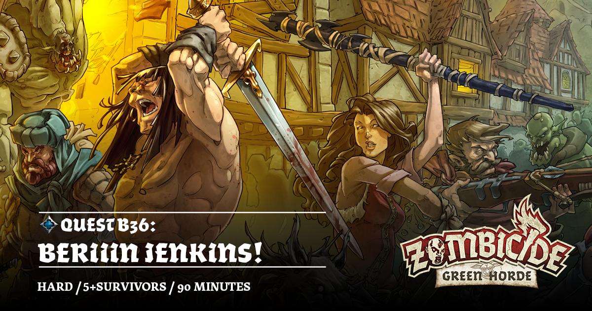 ZombiFriday #57: Beriiin Jenkins!