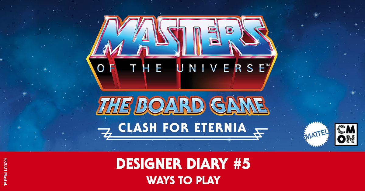 Masters of the Universe: The Board Game Designer Diary – Episode 5