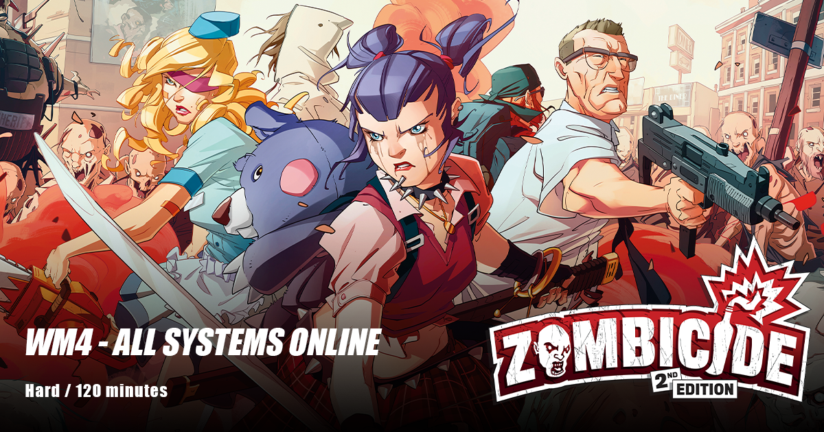 ZombiFriday #58: All Systems Online
