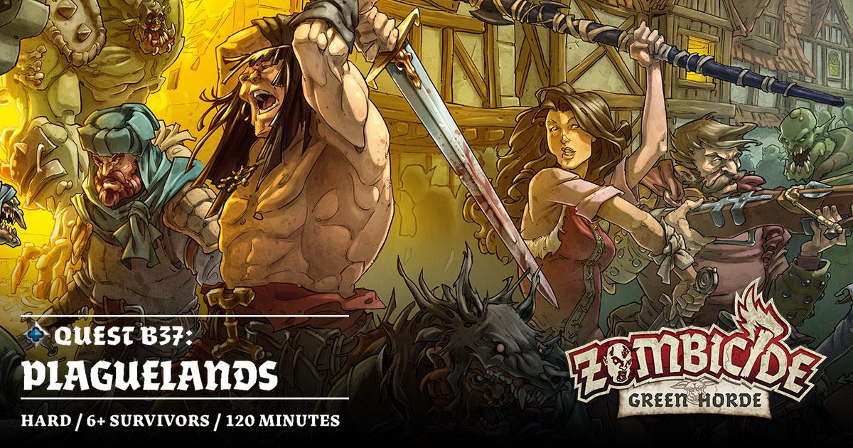 ZombiFriday #59: Plaguelands