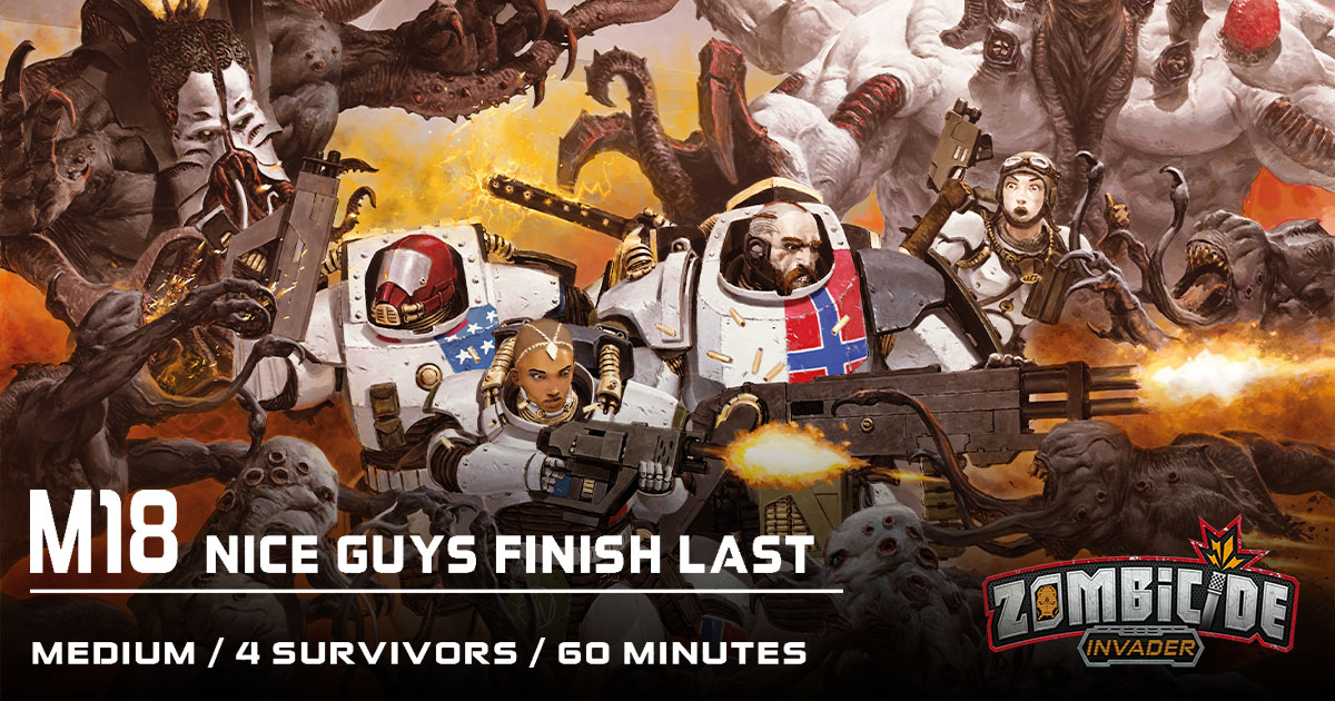 ZombiFriday #60: Nice Guys Finish Last