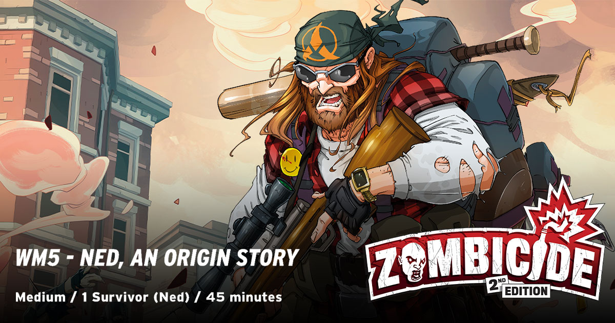 ZombiFriday #61: Ned, An Origin Story