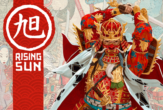 Rising Sun Kickstarter Launch Date Revealed