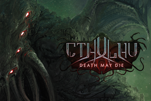 Death May Die New by CMON Cthulhu English